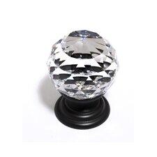 Swarovski Crystal Round Knob
