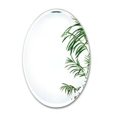 Tapered Bevel Mirror