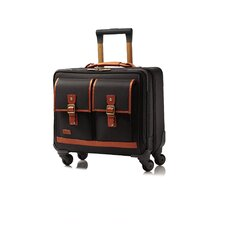 "Hudson Belting 13"" Spinner Suitcase"