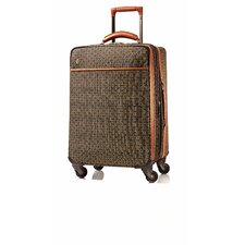 "Wings Belting 25"" Spinner Suitcase"