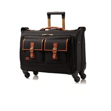 Hudson Belting Carry On Spinner Garment Bag