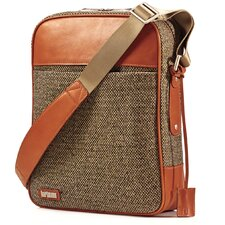 <strong>Hartmann</strong> Tweed Belting Vertical Cross Body