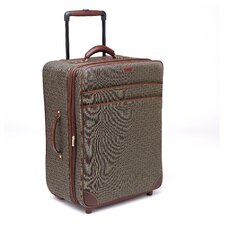 "<strong>Hartmann</strong> Wings 24"" Expandable Mobile Traveler in Cognac"