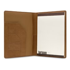 J Hartmann Reserve Executive Writing Folio in Natural