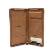 J Hartmann Reserve Zip Travel Organizer in Natural