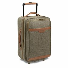 "<strong>Hartmann</strong> Tweed 22"" Expandable Mobile Traveler in Walnut"