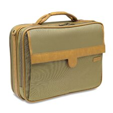 Packcloth Laptop Briefcase