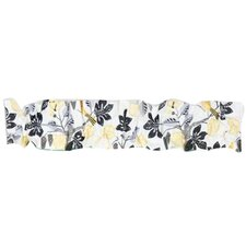 Small Talk Sleeve Topper Valance