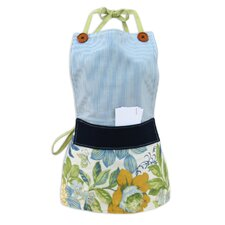 Oxford Sailor and Jolene Terrace Reversible Apron