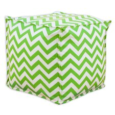 <strong>Chooty & Co</strong> Zig Zag Seamed Beads Hassock