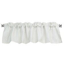 <strong>Chooty & Co</strong> Dublin Stripe Linen Curtain Valance