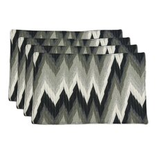 Coram Ebony Placemat (Set of 4)