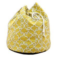 Woburn Sunflower Round Laundry Bag with 4 Grommets