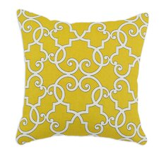 Woburn Sunflower Self Backed Corded Fiber Pillow