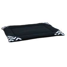 Fleece Single Channel Padded Pet Mat