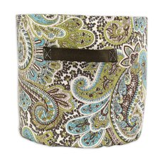 <strong>Chooty & Co</strong> Paisley Soft Sided Storage Container