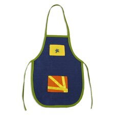 Cotton Toddler Apron