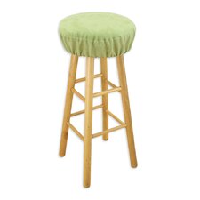 "<strong>Chooty & Co</strong> Passion Suede 16"" Bar Stool with Cushion"