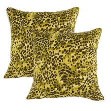 <strong>Chooty & Co</strong> Murano Cotton KE  Pillow (Set of 2)
