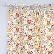 Maya Poppy Window Treatment Collection