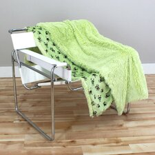 Shaggy Polyester Throw