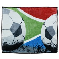 World Cup Acrylic Blanket