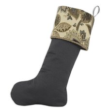 Hyannis Valdosta Driftwood with Hyades Twist Trimmed Lined Stocking