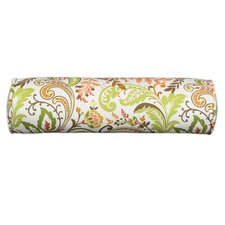 Findlay Apricot Corded Linen Bolster
