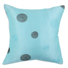 Cirque Embroidered Polyester Pillow