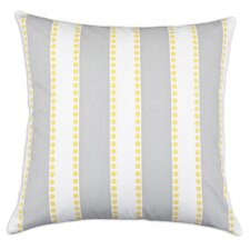 Lulu Storm Cotton Pillow