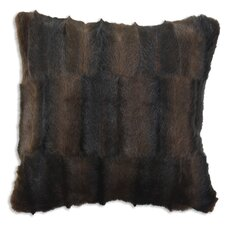 <strong>Chooty & Co</strong> Taline Fur Polyester Pillow