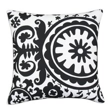 <strong>Chooty & Co</strong> Suzani Cotton Pillow