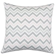 Zoom Zoom Bella Cotton Pillow