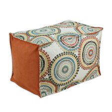 Incogneato Seamed Beads Pouf