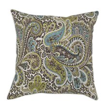 Paisley Cotton Pillow (Set of 2)