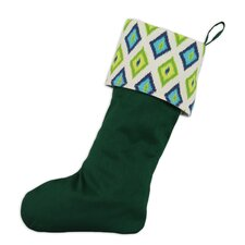 Shantung Carnival Lined Stocking
