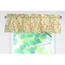 "Findlay Apricot 54"" Curtain Valance"