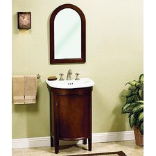 "Contour 23"" Complete Bathroom Vanity Set"