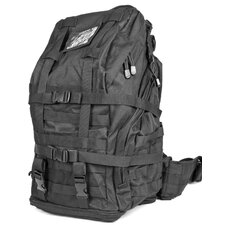 Tactical 3 Day Back Pack in Black