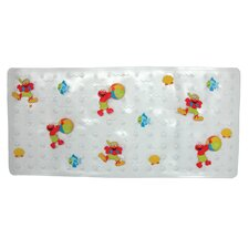 Sesame Street Elmo Dimensional Vinyl Bath Mat - Splish Splash