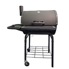 <strong>Cowboy Cooker</strong> The San Angelo Grill with optional Bandera Firebox