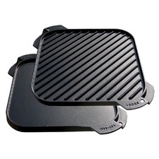 Reversible Grill Pan and Griddle
