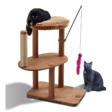 "<strong>Solvit</strong> 33"" Basic Cat Tree"