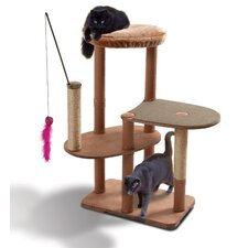 "<strong>Solvit</strong> 48"" Intermediate Cat Tree"