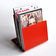 Strata Magazine Rack