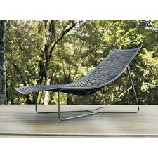 <strong>Luxo by Modloft</strong> York Chaise Lounge