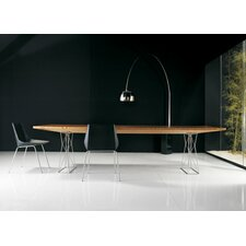 <strong>Luxo by Modloft</strong> Curzon Dining Table