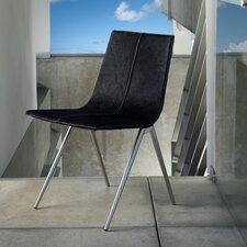 <strong>Luxo by Modloft</strong> Mayfair Side Chair