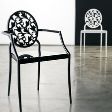 <strong>Luxo by Modloft</strong> Vale Arm Chair