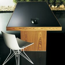 <strong>Luxo by Modloft</strong> 3 Piece Dining Set